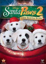 SantaPaws2 DVD