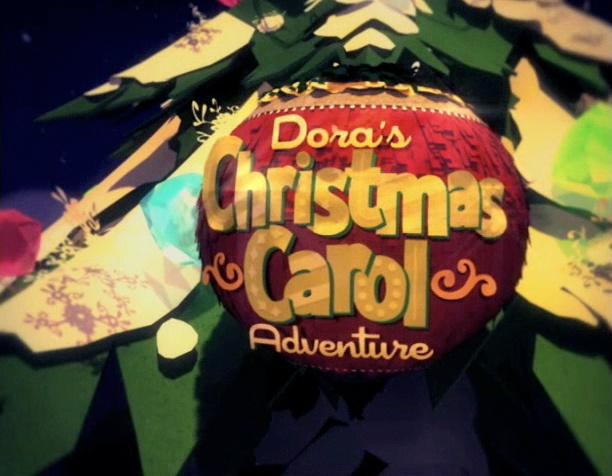Dora's Christmas Carol Adventure | Christmas Specials Wiki ...