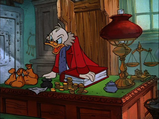 Scrooge McDuck | Christmas Specials Wiki | FANDOM powered by Wikia