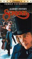 Scrooge VHS 2001