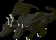 King Black Dragon OSRS
