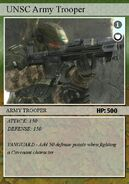 UNSC Army Trooper