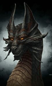 Black-Dragon-head-01