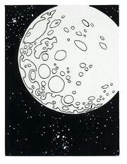 White-moon