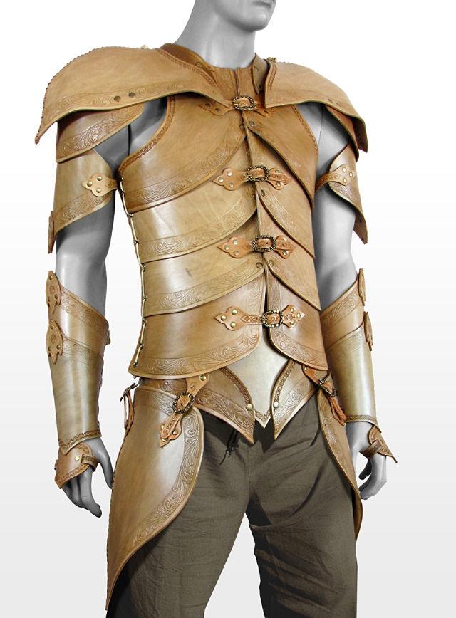 Leather Armor Elven Chronicles Of Arn Wiki Fandom