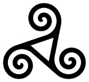 Triskele-hollow-triangle