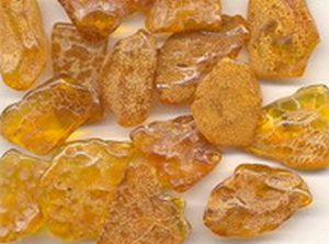 Amber-spice