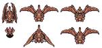 Dactyl Sprites