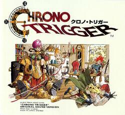 Chrono Trigger Original Sound Version cover