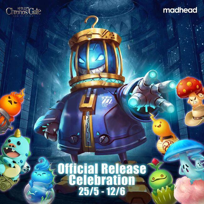 Chronos Gate Official Release Celebration