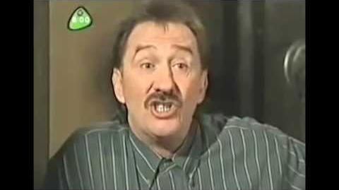 ChuckleVision 10x14 Waiting for Dan
