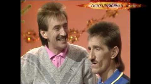 ChuckleVision30 - ChuckleVision Pre-titles Scenes Compilation