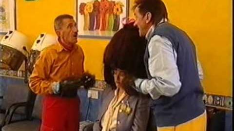 ChuckleVision 13x10 Hairs Apparent (Unedited) Part 2