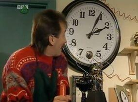 Clock Shop Time Machine