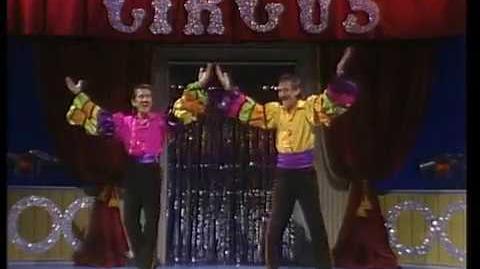 ChuckleVision 2x13 Circus