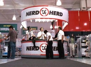 nerd herd chuck wiki fandom powered by wikia. Black Bedroom Furniture Sets. Home Design Ideas
