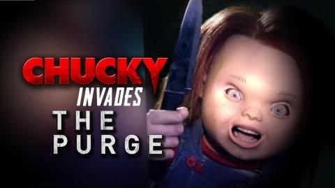 Chucky Invades The Purge - Horror Movie MashUp (2013) Film HD
