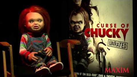 "Chucky From ""Child's Play"" Answers Your Questions!"
