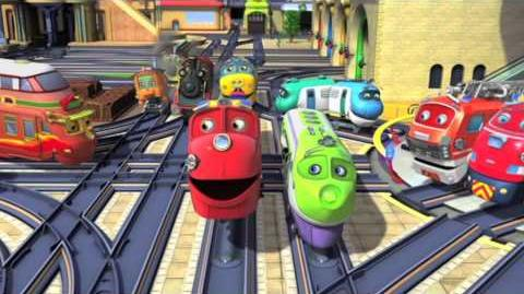 Chuggington - Chug Patrol Music Video Sneak Peek! (UK)