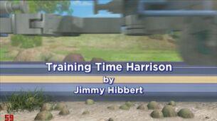 TrainingTimeHarrison1