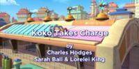 Koko Takes Charge