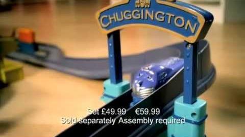 Chuggington UK Die Cast Chugger Championship Set
