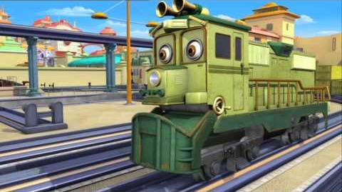 Chuggington - Brewster's Crane Training (UK)-0