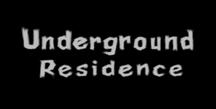 Underground-Residence