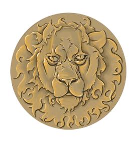 File:Lionheadgold.png