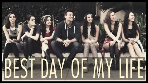 """""""Best Day Of My Life"""" by American Authors, cover by CIMORELLI and Tyler Ward"""
