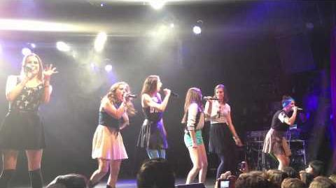 The Last Time (NEW SONG) Cimorelli Live at the El Rey Theatre