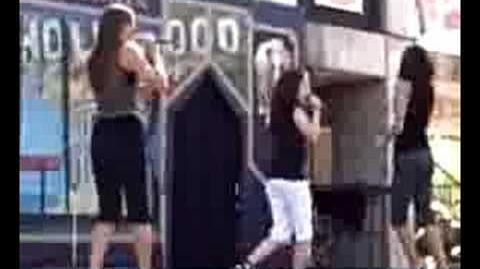 "The Cimorelli sisters @ Calif State Fair 2008 ""Mama Mia"""