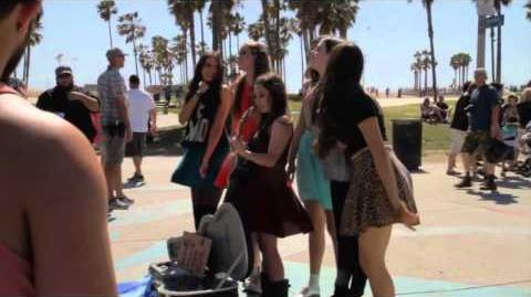 Summer with Cimorelli -- Behind the Scenes at Venice Beach