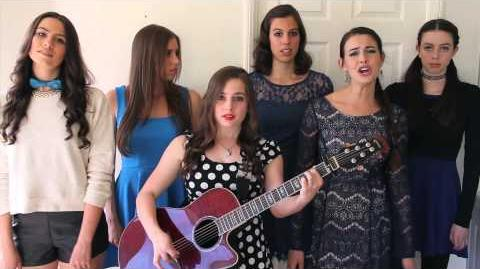 """Let It Go"", from Frozen - Cover by CIMORELLI"