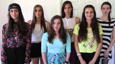 """Royals"" by Lorde, cover by CIMORELLI!"