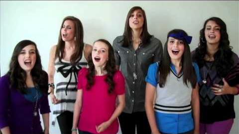 """Don't Stop Believing"", Glee Version - Cover by CIMORELLI!"