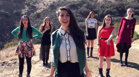 """Counting Stars"" by OneRepublic - cover by Cimorelli-1"