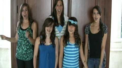 Party In The USA Live - Miley Cyrus at the Teen Choice Awards - Sung by FIVE SISTERS (Cimorelli)-0