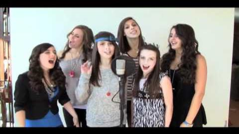 """Firework"" by Katy Perry - Cover by CIMORELLI!-0"