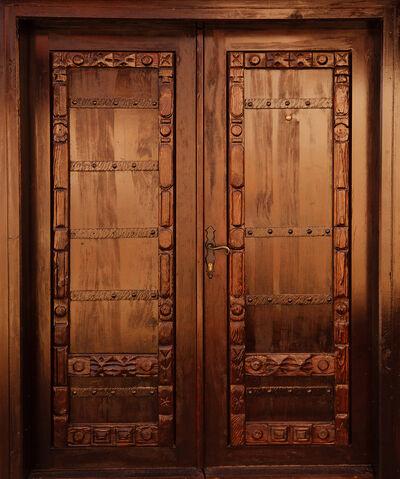 File:Carved-wooden-door.jpg