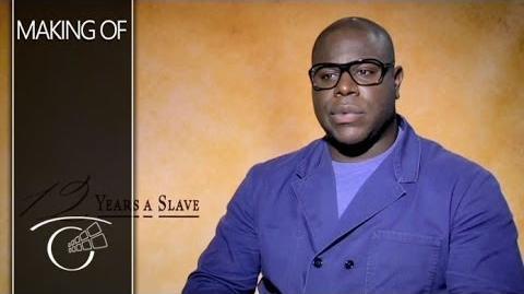 12 años de esclavitud - Entrevista Steve McQueen VOSE