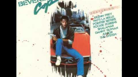"BEVERLY HILLS COP OST - GLENN FREY ""THE HEAT IS ON"""