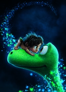 The Good Dinosaur Textless Poster 02