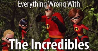 Incredibles eww