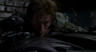 Green Goblin's death