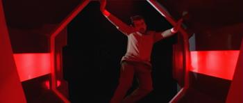 Drax's death (Moonraker)