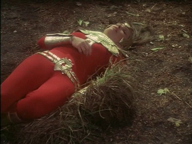 Hildegarde Neil dead in Space 1999-