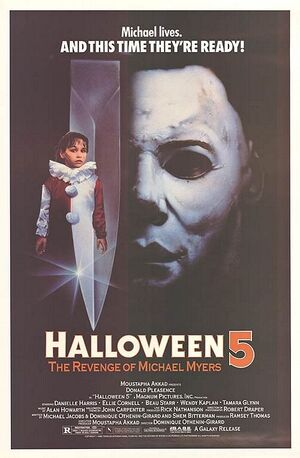 Halloween five