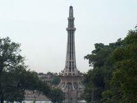 PakistanLahoreMinarEPakistansWestSide