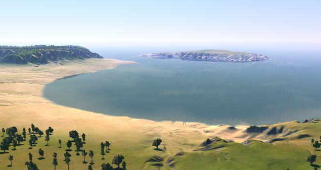 The Coastal bay